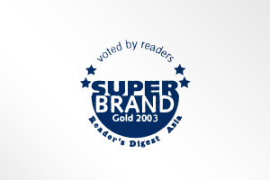 Super Brand Award Gold Award (Toothpaste Category) - in Asia, Hong Kong, Malaysia, Singapore, Taiwan and Thailand